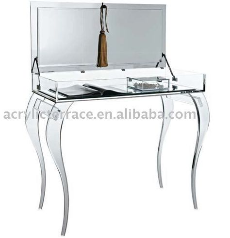 the best attitude 1560e 55547 Acrylic Vanity Table , Find Complete Details about Acrylic ...