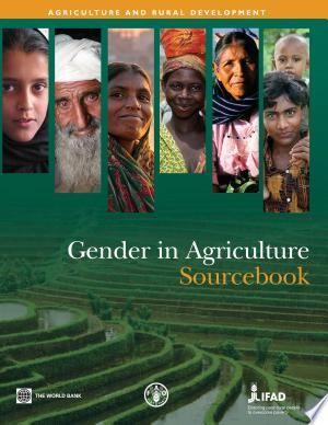 Gender In Agriculture Sourcebook Pdf Free In 2020 Agricultural Development Gender Gender Issues