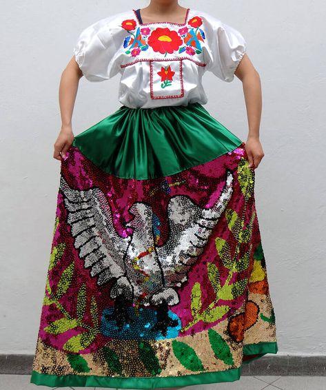 China Poblana Mexico
