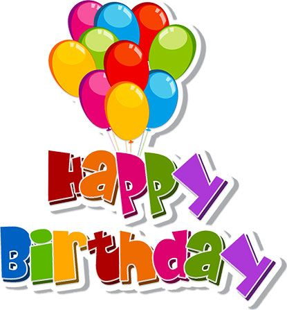 Free Birthday Clipart Animations Happy Birthday Icons Happy Birthday Greetings Friends Free Birthday Clipart