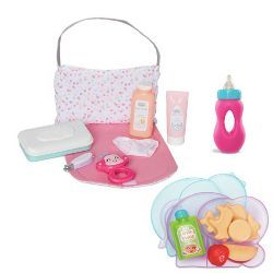 Melissa Doug Mine To Love Time To Eat Doll 8 Pc Accessories Feeding Set With Images Baby Dolls For Kids Baby Dolls For Toddlers Baby Doll Nursery