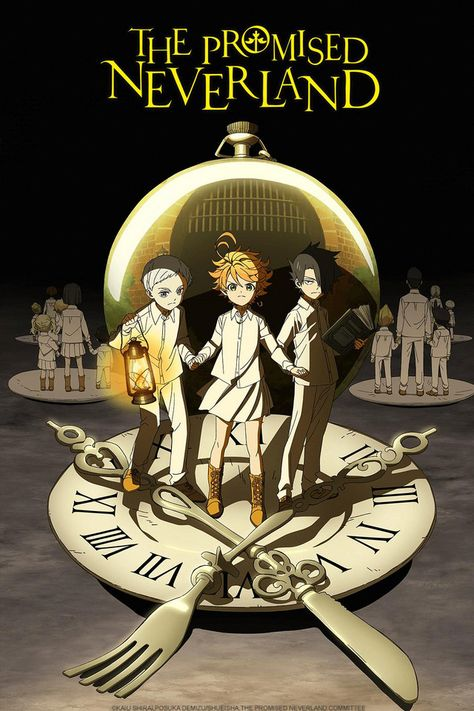 Anime Review: 'The Promised Neverland' Season 1 (2019)
