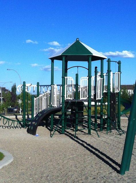 Evergreen Playground Playground Evergreen Outdoor Structures