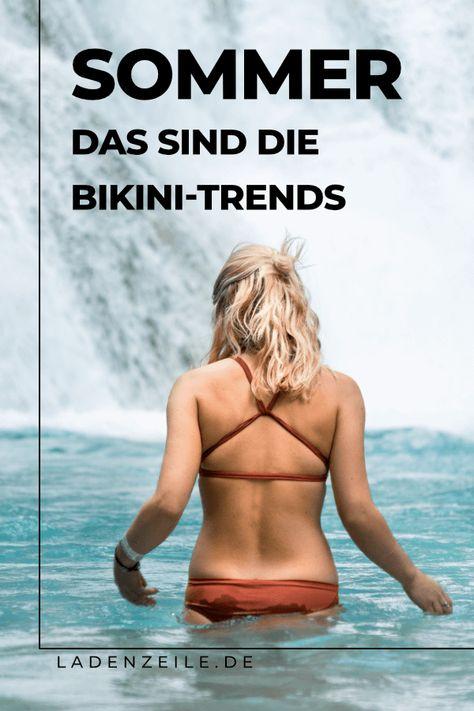 Das sind die Bikini-Trends 2020: Softe Rüschen, überkreuzte Träger, asymmetrische Schnitte. Mit diesen Bikinis wirst du am Strand und Pool zum Hingucker. Lass dich jetzt in der Modewelt von LadenZeile inspirieren und entdecke die Bikini-Trends für den Sommer! #bikini #bikinis #bademode #bikinitrends #bademodetrends