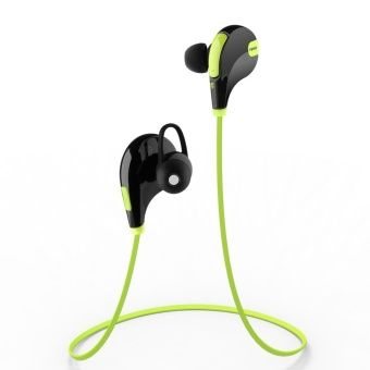 d70f065350f Buy AUKEY Bluetooth 4.1 Wireless Stereo Sport Headphones Running Gym  Exercise Sweatproof Earphones with AptX, Built-in Mic for iPhone, Samsung,  ...