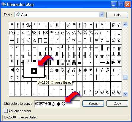 Sample Wingdings Chart Sample Schedules Loan Amortization Schedule