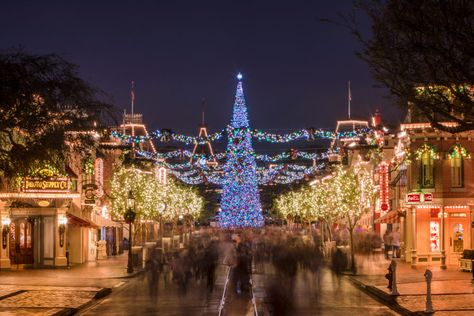 The Best Christmas Towns In California California Unpublished Disneyland Christmas Christmas Town Christmas Destinations