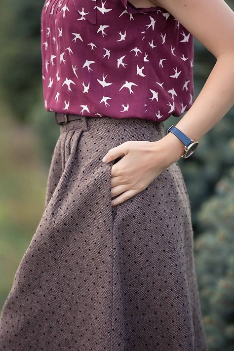 Cold weather, warm hearts: The perfect styles for the season! (Mix Patterns And Prints)