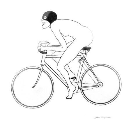 Dildo fahrrad