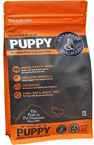 Annamaet Original Puppy Dry Dog Food 12 Lb Be Sure To Check