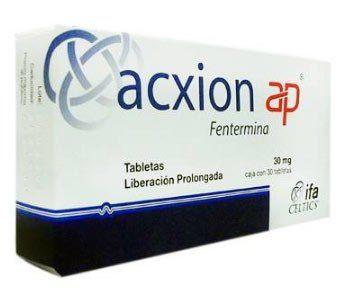 Adelgazar para acxion pastillas
