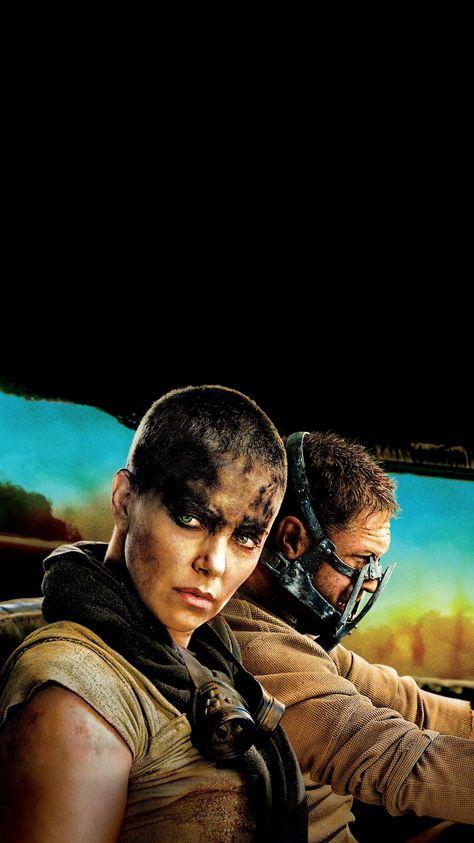 Mad Max: Fury Road (2015) Phone Wallpaper   Moviemania