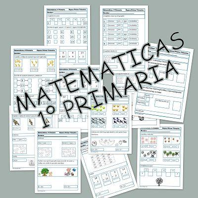 Ejercicios de Matemáticas para primaria