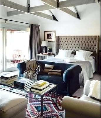 Image Result For Small Living Room Bedroom Combination Eclectic Bedroom Big Bedrooms Home