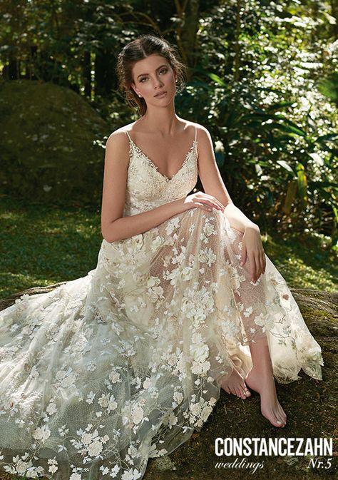 5 Vestidos De Noiva Leves Para Casamento No Campo Vestido