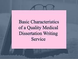 Medical Dissertation Writing Service In Dubai 2020 Services And Editing