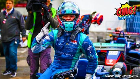 Billy Monger wins the Pau Grand Prix after a fatal crash 2 years ago