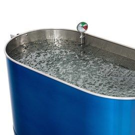 Whitehall S Series 110 Gallon Stationary Cold Therapy Tank W O Turbine Cold Therapy Whirlpool Tub Stainless Steel Tanks