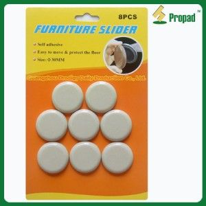 Furniture Slider Floor Protector Adhesive Pads S3F50 Furniture Slider,  Teflon Furniture Slider, Furniture Slideing Helper, PE Furniture Slider,  Helu2026