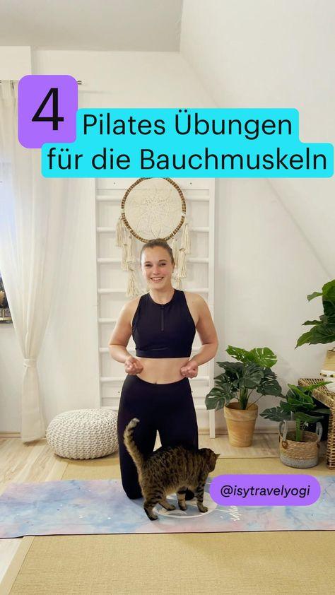 Pilates Bauchübungen