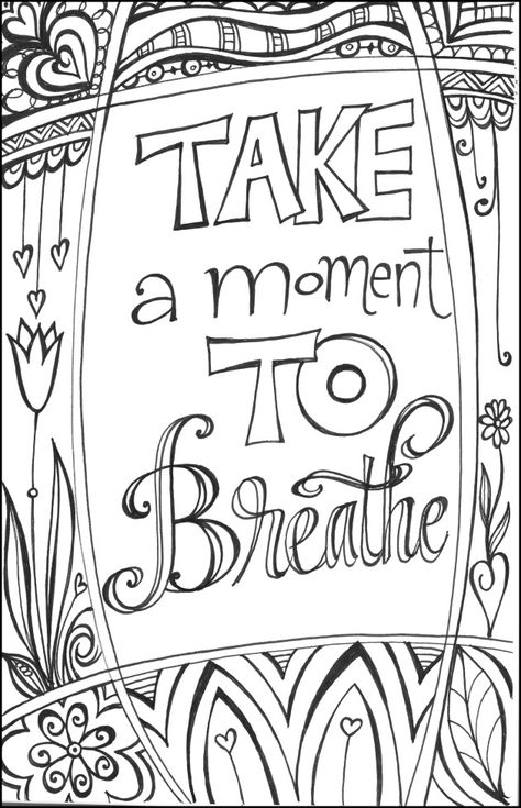 meaningful coloring pages - coloring pages quotes etc on pinterest quote coloring