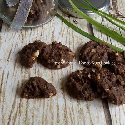 Resep Coklat Mede Cookies Super Crunchy Crispy Nyoklat Rekomend Kuelebaran Oleh Kheyla S Kitchen Cookpad Coklat Kue Resep Kue