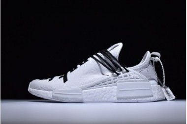 New Adidas NMD x Pharrell Williams Human Race White God Of