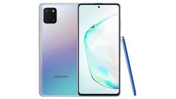 Prix Casse Sur Le Samsung Galaxy Note 10 Lite Chez Cdiscount En 2020 Galaxy Note Samsung Galaxy