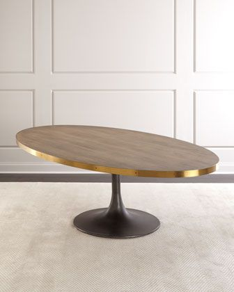 Rachel Oval Dining Table Oval Table Dining Oval Dining Room
