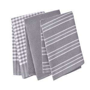Kitchen Towels Waffle Weave Dish Cloths