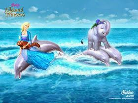 Barbie as the Island Princess (2007) Wallpapers Free Download