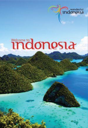 Indonesia Travel Brochure  Gorgeous Indonesia