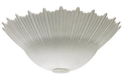 14 White Frost Torchiere Lamp Shade 5 5 H Torchiere Lamp Shade