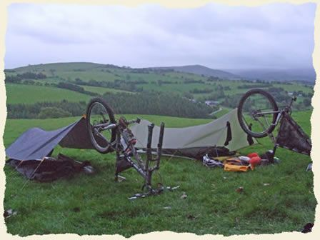 using bike with tarp & 17 best BikePacking/Endurance images on Pinterest | Cycling tours ...
