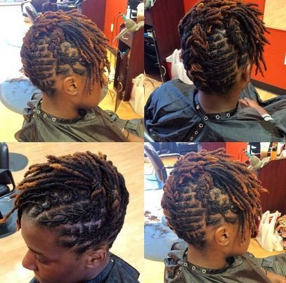 Short Dreadlocks For Guys And Ladies In Kenya Styling Best For And Price In 2021 Hair Styles Short Locs Hairstyles Dreadlock Hairstyles Black