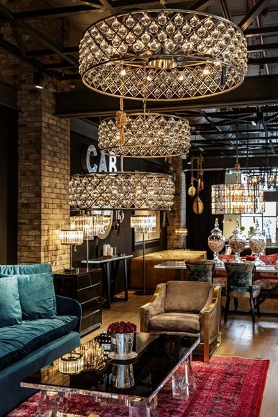 Discover Timothy Oulton S Design Collections In The Marina Home Showroom Showcasing Handmade Vintage Handmade Home Decor Luxury Home Furniture Speakeasy Decor