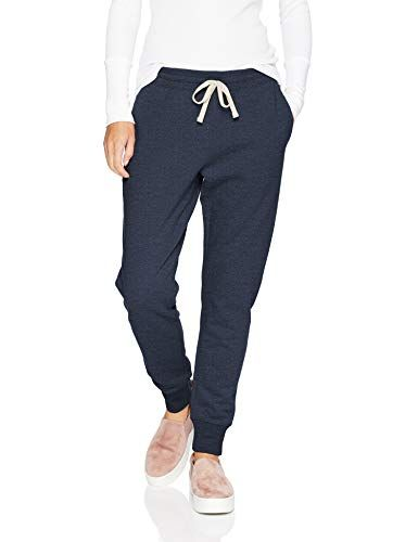 Essentials Womens French Terry Fleece Jogger Sweatpant