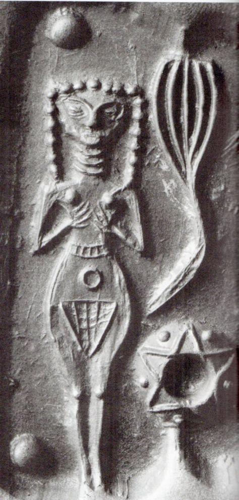 Starożytne ślady datowania węgla acahualinca