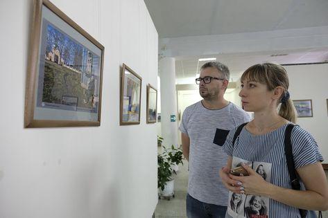 В картинной галерее Адыгеи работает всероссийская выставка «Берега»
