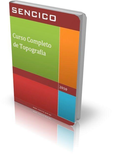 Curso Completo De Topografia Topografia Libros De Topografia Cursillo