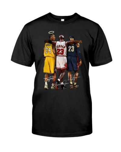 +More Colors Available Men/'s Lebron King /& Kobe T Shirt