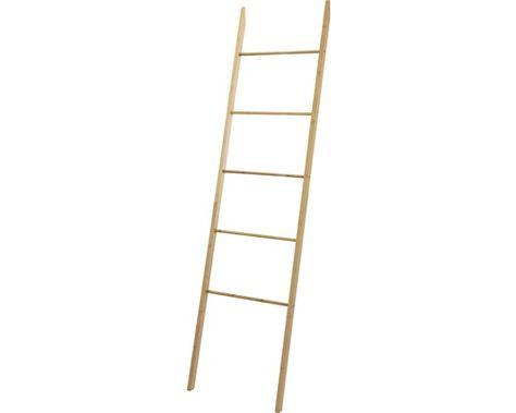 Reika Handtuchhalter Fuji Leiter 180 Cm Bambus Ladder Decor Ladder