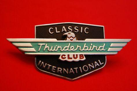 & Thunderbird | Ford thunderbird and Ford markmcfarlin.com