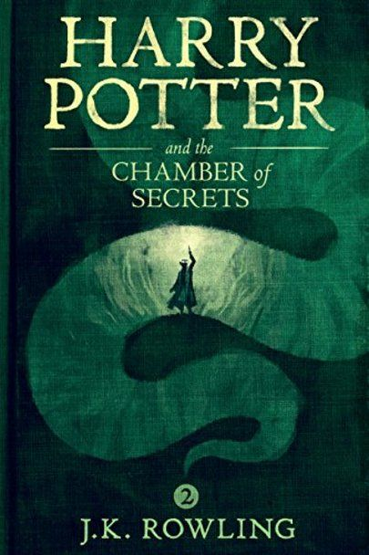 Harry Potter And The Chamber Of Secrets Cover With Images