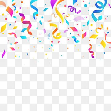 Celebracao Vetor Colorido Realista De Confetes Caindo Clipart De Festa De Aniversario Celebracao Confete Imagem Png E Vetor Para Download Gratuito Confetti Background Wallpapers Colorful Backgrounds Birthday Party Clipart