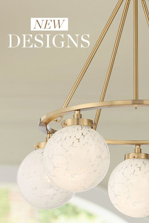 New Arrivals! New lighting, furniture, and decor at Lamps Plus