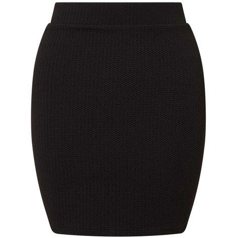 Miss Selfridge Petites Textured Mini Skirt ($16) ❤ liked on Polyvore featuring skirts, mini skirts, black, petite, miss selfridge, bodycon mini skirt, bodycon skirt, miss selfridge skirts and petite skirts