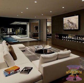 غرف معيشة 2021 ليفنج روم بديكورات بسيطة وجميلة Luxury Interior Design House Interior Luxury Interior