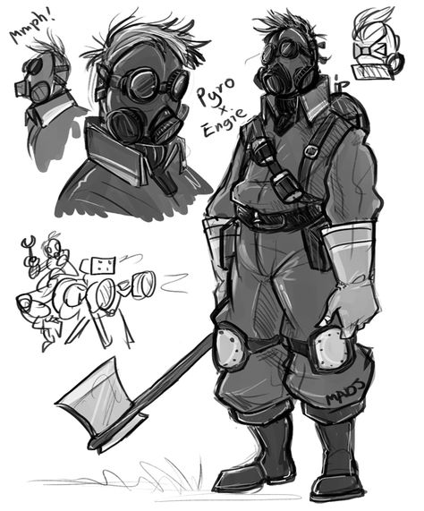 List of tf2 pyro x engineer pictures and tf2 pyro x engineer