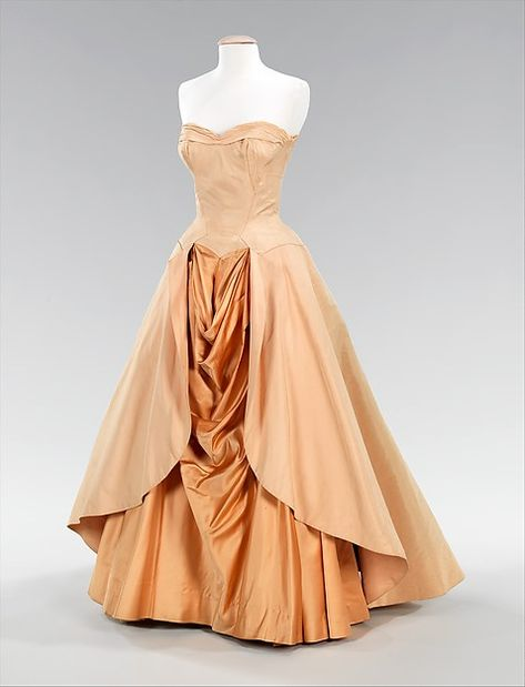 Charles James bal gown 1948